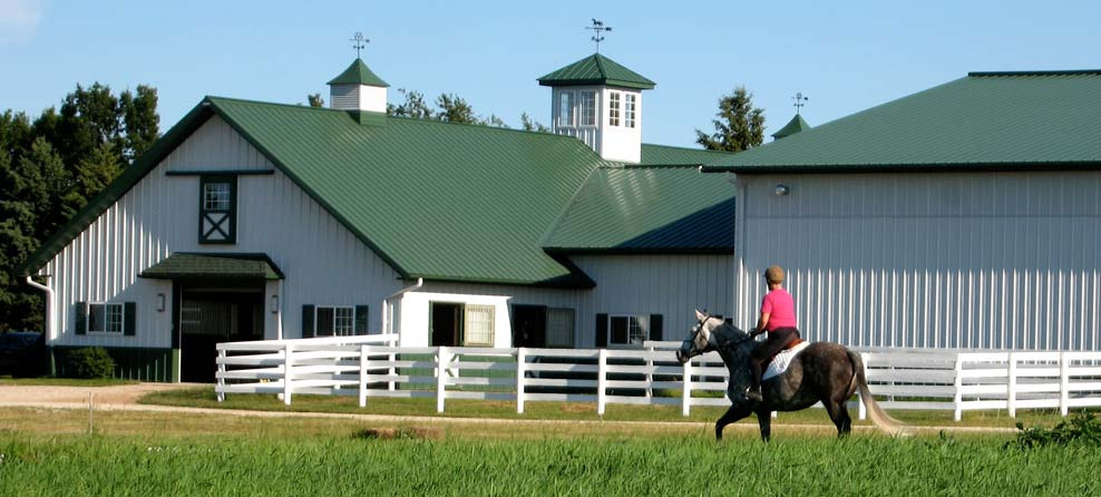 World-class equestrian riding and training facilities